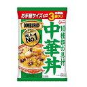 江崎グリコ DONBURI亭3食パック中華丼ナンバーワンP