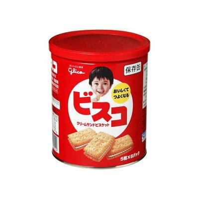 ビスコ保存缶(5枚×6パック入)