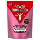 パワープロダクション マックスロード ホエイプロテイン ストロベリー味(1kg)