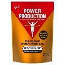 パワープロダクション マックスロード ホエイプロテイン チョコレート味(1kg)