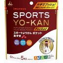 井村屋 スポーツようかん ポケット(18g*5本入)