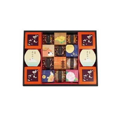 井村屋 和菓子の彩 WIR35 18個