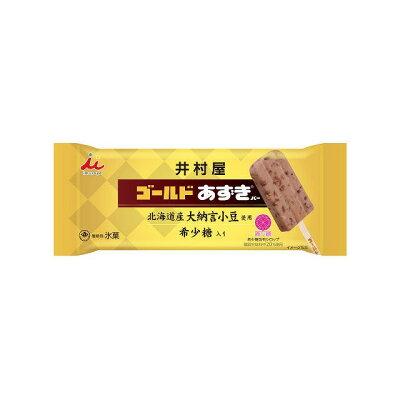 井村屋 ゴールドあずきバー 85ml