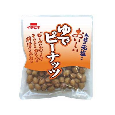 イチビキ ゆでピーナッツ     60g