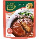 からだシフト たんぱく質 ハンバーグシチュー(150g)