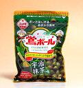 植垣米菓 鴬ボール 宇治抹茶味 81g