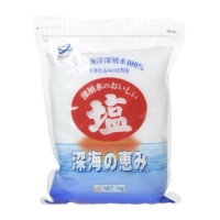 小谷穀粉 OSK 深層水のおいしい塩 1Kg