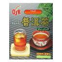小谷穀粉 くらしのファミリー プアール茶 5gX16袋