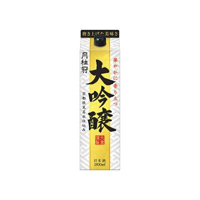 月桂冠 大吟醸パック1.8L