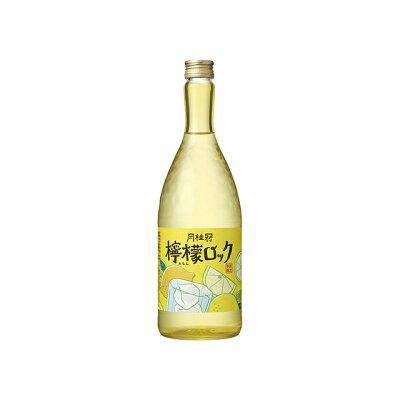 月桂冠 檸檬ロック720mL壜詰