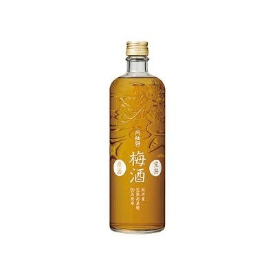 月桂冠 完熟梅酒原酒720mL壜詰
