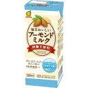 マルサン 毎日おいしいアーモンドミルク 砂糖不使用(200mL*12本入)