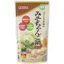 マルサン みそちゃんこ鍋スープ(600g)
