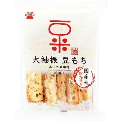 岩塚製菓 大袖振豆もち(10枚入)