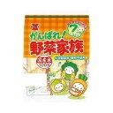 岩塚製菓 がんばれ! 野菜家族 55g