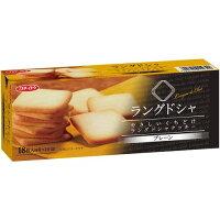 イトウ製菓 ラングドシャクッキー プレーン(6枚入*3パック)