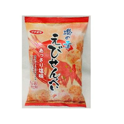 イケダヤ製菓 磯の幸えびせんべい 90g