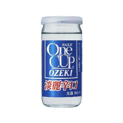 大関 ワンカップ淡麗辛口200ml瓶詰(N)