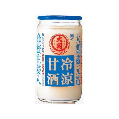 大関 冷涼甘酒 カップ詰 180G