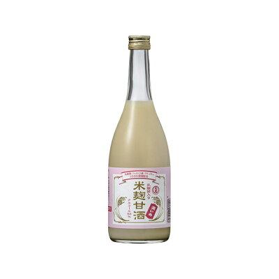 大関 乳酸菌入り米麹甘酒 濃いめ770G瓶詰