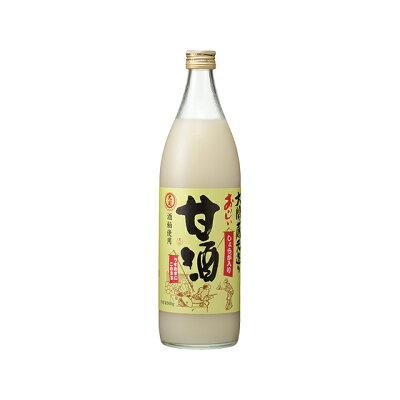 大関 おいしい甘酒 生姜入 瓶 940g