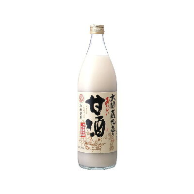 大関 大関おいしい甘酒生姜入950G瓶詰