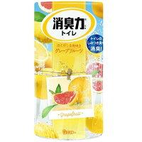トイレの消臭力 消臭芳香剤 トイレ用 グレープフルーツの香り(400mL)