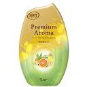 消臭力 Premium Aroma スイートオレンジ&ベルガモット 400ml