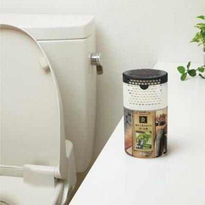 トイレの消臭力 消臭芳香剤 トイレ用 炭と白檀の香り(400ml)