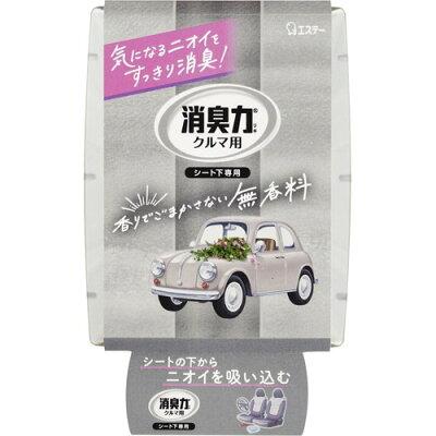 クルマの消臭力 シート下専用 消臭芳香剤 車用 無香料(200g)