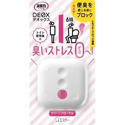 消臭力DEOXトイレ用クリーンフローラル本体6ml