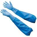 ニトリル薄手手袋 NO360 青