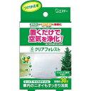 クリアフォレスト クルマ シート下・サイドポケット用 つけかえ用 すみきった森林の香り 32g