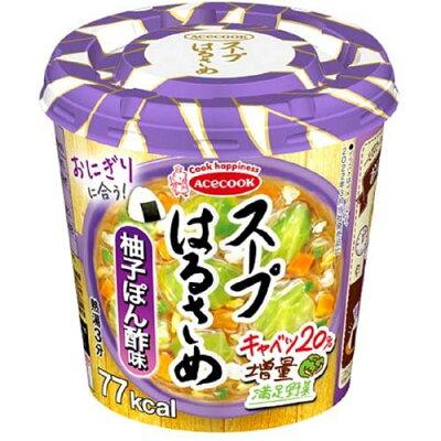 スープはるさめ 柚子ぽん酢味(1コ入)