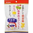 黄金糖 N 黄金糖タブレーノ 梅のど飴 70g