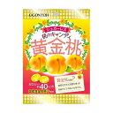 黄金糖 桃のキャンディ 黄金桃 50g