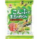 越後製菓 こんぶと黒豆のめぐみ 72g