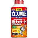アースガーデン 犬猫立入禁止 強力粒剤 1000g