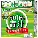 伊藤園 毎日1杯の青汁 まろやか豆乳ミックス 粉末タイプ(7.5g*20包)