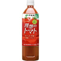 伊藤園 理想のトマト(900g*12本入)