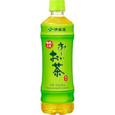 伊藤園 おーいお茶 緑茶(525ml*24本入)