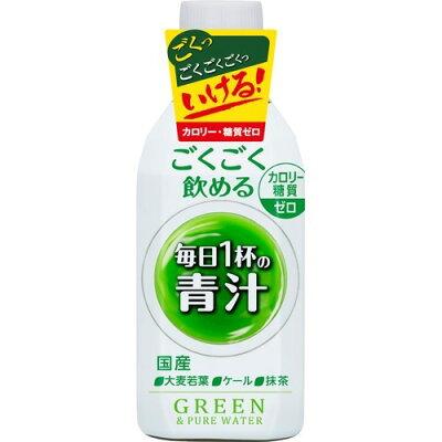 伊藤園 ごくごく飲める 毎日1杯の青汁(350g*24本入)