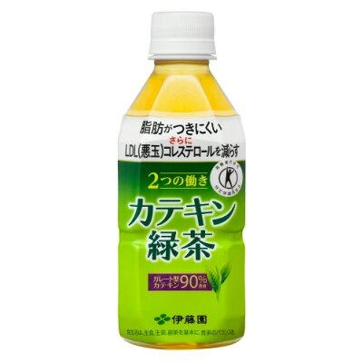 伊藤園 2つの働き カテキン緑茶(350mL*24本入)