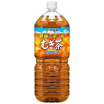 伊藤園 健康ミネラルむぎ茶(2L*6本入)
