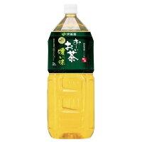 伊藤園 お~いお茶 濃い味(2L*6本入)