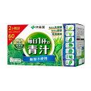 伊藤園 毎日1杯の青汁 糖類不使用 粉末タイプ(5.6g*60包)