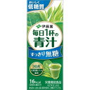伊藤園 毎日1杯の青汁 無糖タイプ 紙パック(200ml*24本入)