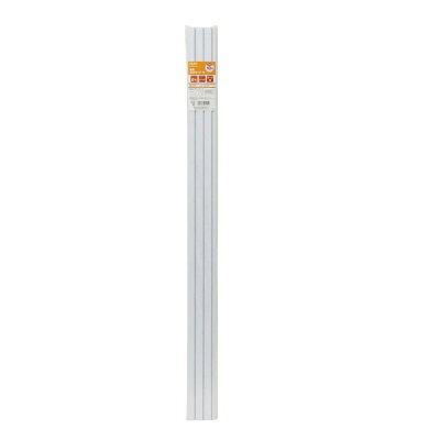 ELPA テープ付ABSモール2号10P 朝日電器 品番M-T1210PW