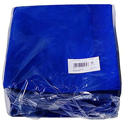 アートナップ カラーナプキン  33×33cm 100枚入 フレンチブルー33cm×33cm / A24-FB-J