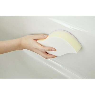 アイセン 貼りつくシリーズ 貼りつくバススポンジ浴槽用 BXA01(1コ入)